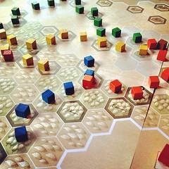 Preußische Ostbahn #boardgames