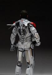 HT 1-6 Iron Man Mark IV (Hot Toys) Custom Paint Job by Zed22 (9)