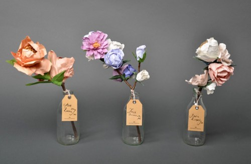 Freshly Picked Paper Flowers