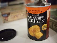 Henderson's Convival Yorkshire Crisps