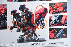 Formania Sazabi Bust Display Figure Unboxing Review Photos (8)