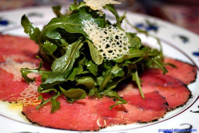 beef carpaccio1