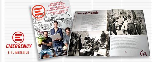 "Foto ""E il mensile di Emergency"" by Fototeca Storica Nazionale  - flickr"
