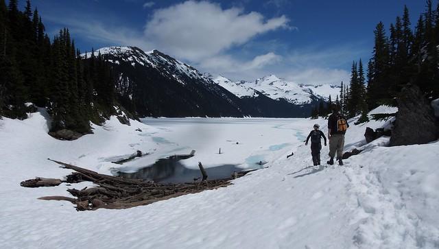 Garibaldi Lake - Early June