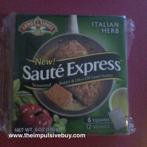 Land O Lakes Italian Herb Saute Express