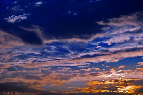 Sunset by TARIQ-M