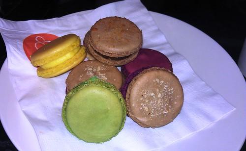 Bar Dolci Macarons new flavors