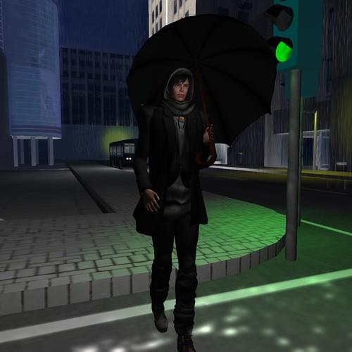 A Sad Rainy Day by SilvanoKorobase