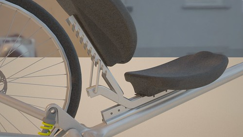 Triciclo Recumbente - International Project