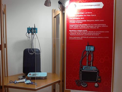 Unidad odontologica portatil