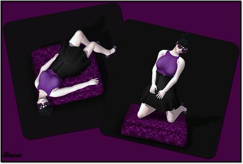 52 Weeks of Color - Week 33, Tyrian Purple