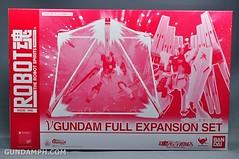 Robot Damashii Nu Gundam & Full Extension Set Review (4)