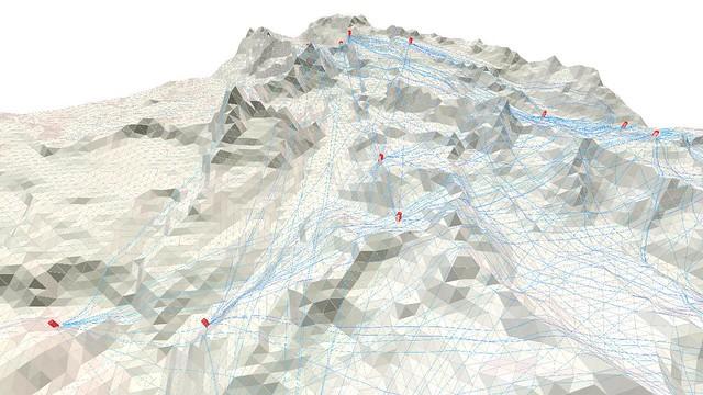 mesh locations
