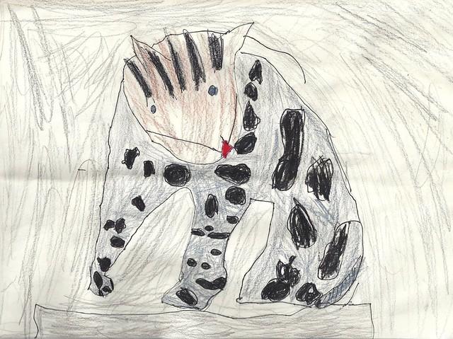 Caitlin's Fishing Cat