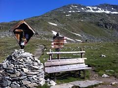 Ausblick Chemnitzer Hütte