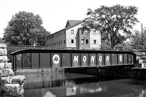 Monon bridge 1