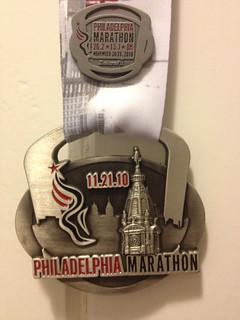Nov 11 2010 Philadelphia Marathon