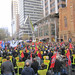 NSW Fire Strike for workers comp NSW Parliament  210612