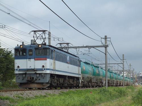 EF65 2083 @行田〜熊谷