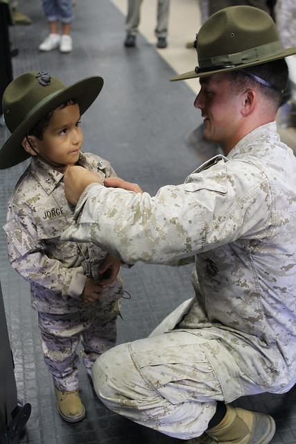 Marine For A Day Camp Pendleton Teams Up With Make A Wish Foundation To Make Childs Wish Come