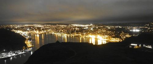 Signal Hill at Night