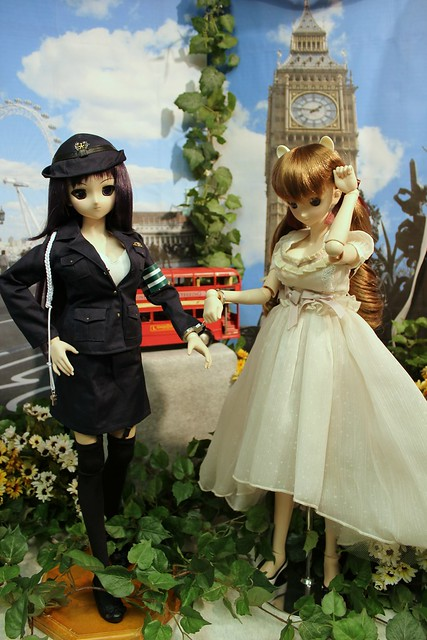 Kiriha captures Momoko!