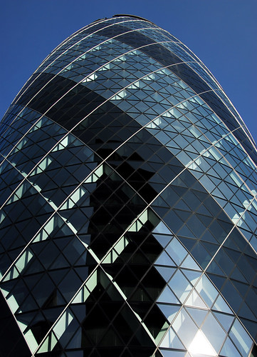 The Gherkin - 30 St.Mary Axe