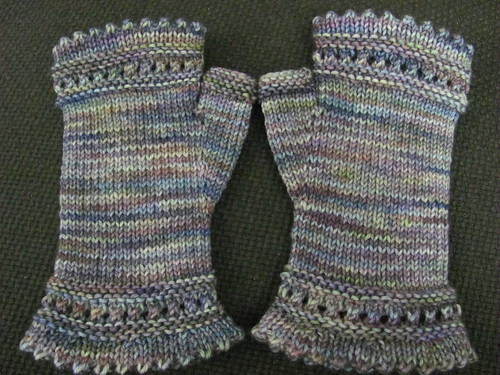 reading mitts done.