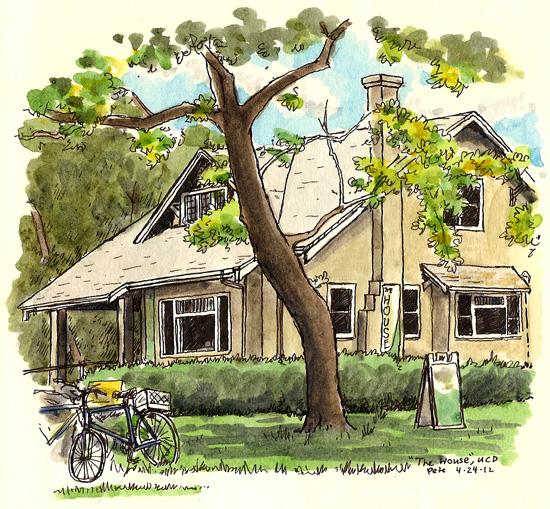 the house, uc davis