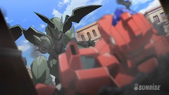 Gundam AGE 3 Episode 30 The Town Becomes A Battlefield Youtube Gundam PH 0018