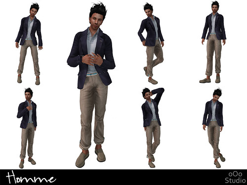 homme composite