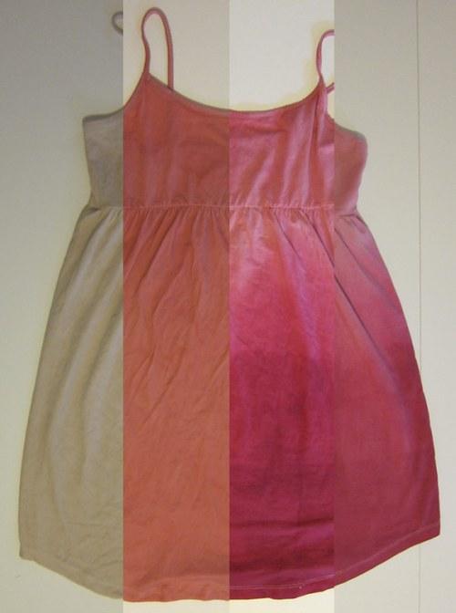 Dip-Dye Dress