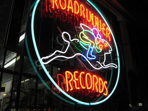 Roadrunner Records - 12/265