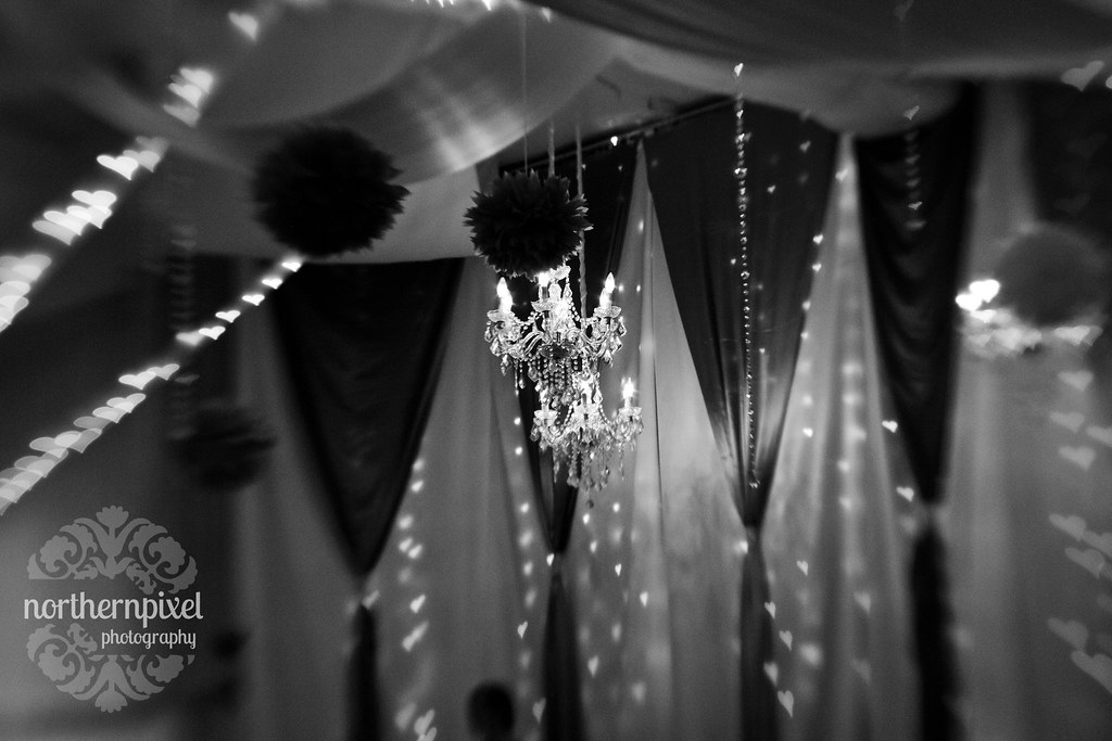 Wedding Decor - Hart Community Centre in Prince George, BC