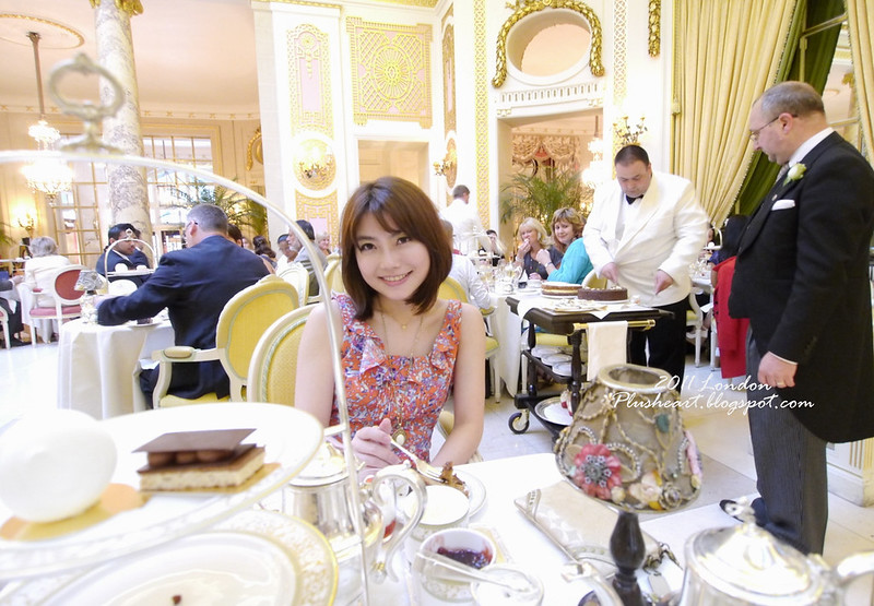 ▌London ▌ The Ritz Hotel – Traditional Afternoon Tea
