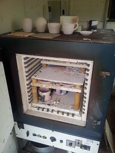 Unloading the kiln by phatcontroller