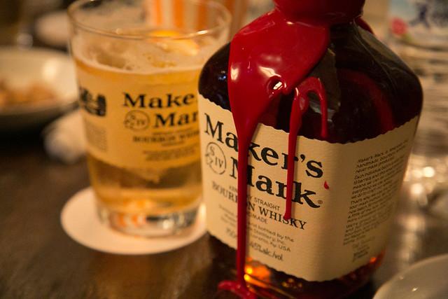 Maker's Mark Dipping