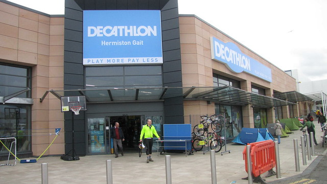 Decathlon Hermiston Gait