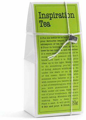 inspiración té