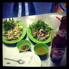 อาหารมื้อแรกในเวียดนาม #PomVN