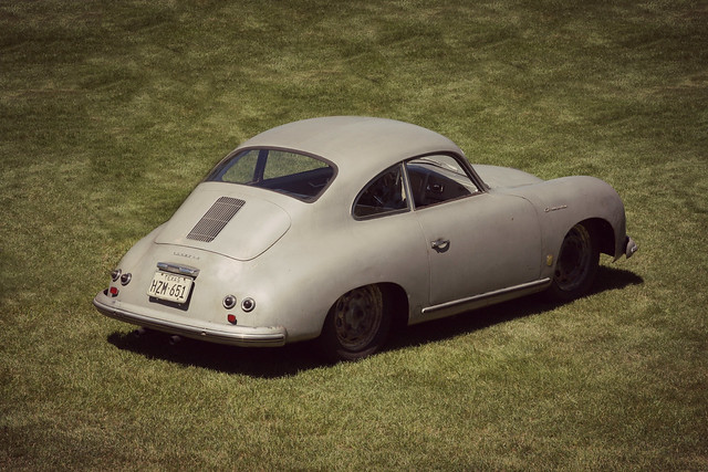 1955 Porsche Continental Coupe