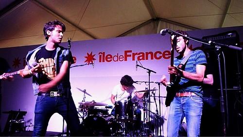 Rock en Seine 2012 - Jour 1