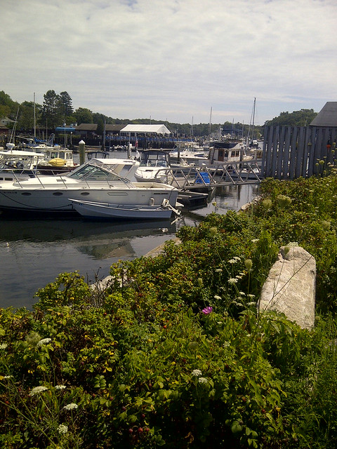 Kennebunkport Harbor
