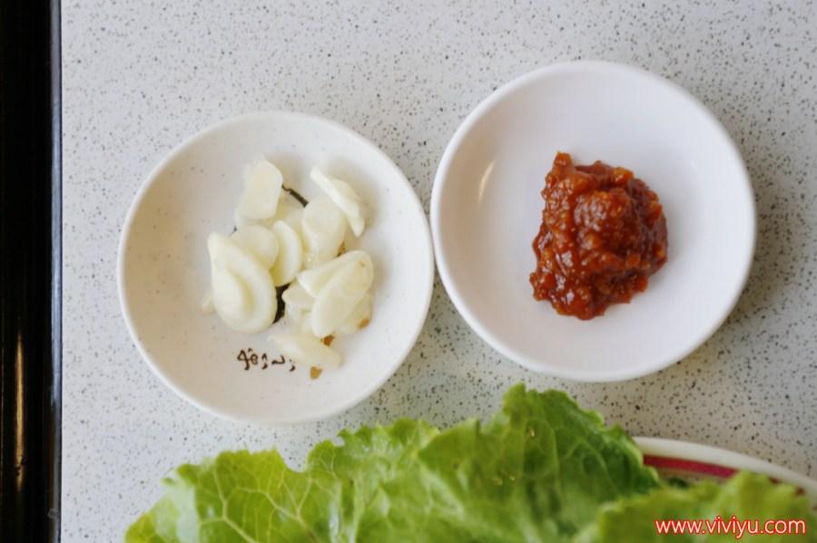 八德美食,桃園美食,石盤烤肉,銅板烤肉,韓國板門烤肉,韓式料理 @VIVIYU小世界