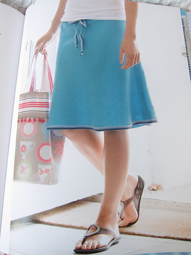 Skirt from Sewing Made Simple
