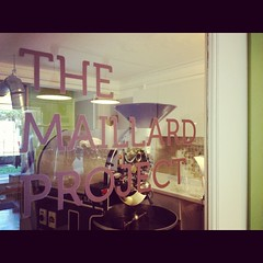 The Maillard Project, Nylon Coffee Roasters, Everton Park