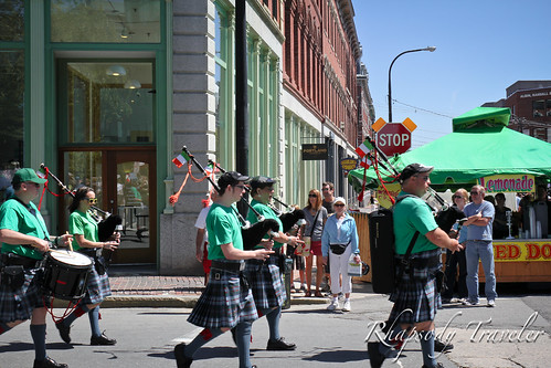 Maine public safety pipe and drum corps