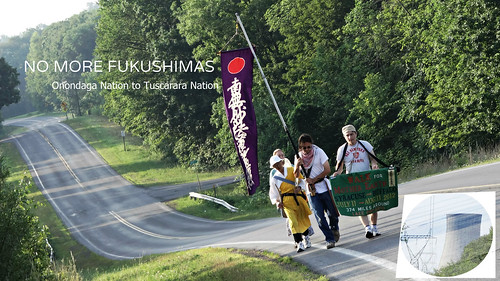 No More Fukushimas by Peace Walks