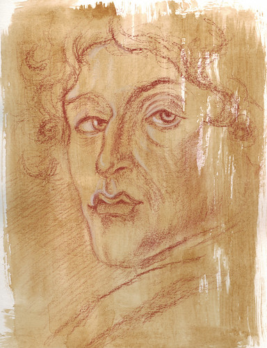 Botticelli Study by husdant