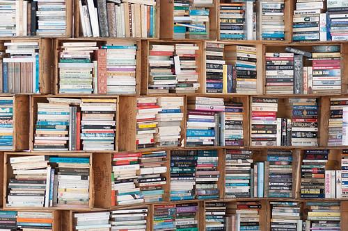 "Foto ""Books"" by Hans Dinkelberg - flickr"